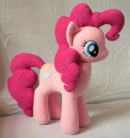 Pinkie Pie plush1 by Zorza-6