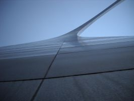 St. Louis Arch 1 by marlirae