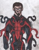 Self-Portrait: New Venom by ChahlesXavier