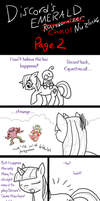 Discord's Emerald Chaos Nuzlocke - Page 2 by DragonwolfRooke