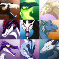 The big icon batch by Panoptos
