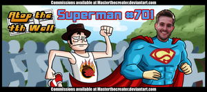 AT4W: Superman 701 by MTC-Studios