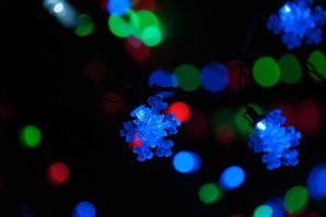 Lots Of Lights X by LDFranklin