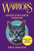 Mistystar's omen book cover by owls1999