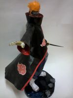 Pein Akatsuki Papercraft by erinasution