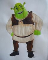 Shrek by MadeByJanine