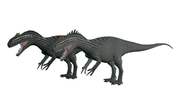 The Archotek Project - Allosaurus by LeviaDraconia