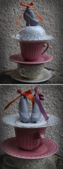 shoe by ball-jointed-Alice
