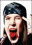 Alexi Laiho - Blooddrunk by mistake91