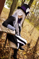 Ciel in Wonderland XVI: Undertaker by Minami19