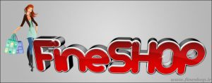 FineSHOP Logo by sarakhanoom