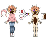 Reference - Dylan Hammington by FuneralCat