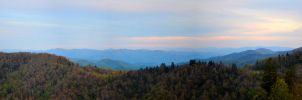 Smoky Mountain Spring by zachn