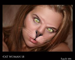 Cat Woman 18 by bryden42