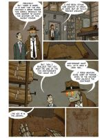 Agent Orange - Popgun v04 page by darrenrawlings
