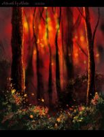 Forest 2 by Alessa-DW