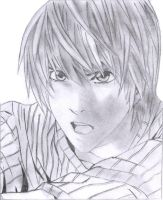 Light Yagami 3 by Beniak