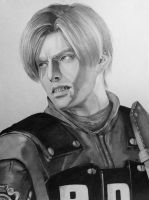 Leon Kennedy by PhlegmaticPerson