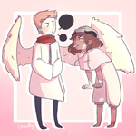 i can be ur angle by Ghoustea
