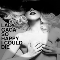 Lady GaGa-So Happy I Could Die by other-covers