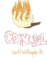 Control Poster by leonwingstein