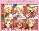 Zelda Responses to: being pregnant by QueenMarine