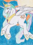 Princess Celestia by Chromapod