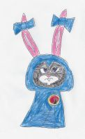 Raven Babs Bunny by dth1971