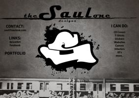 Saul website by TheSaulOne