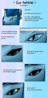 Eye tutorial by FireTailed