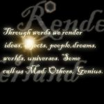 Quote Picture by RenderWonderland
