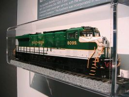NS heritage SR 8099 model by Aranimu