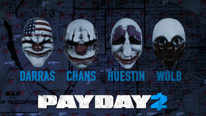 The Early Days of Payday 2 by snoopmattymatt