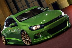 Vw Scirocco by dxprojects
