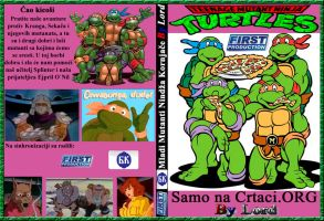 TMNT First Productions SRB sin. by Sekac