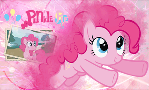 Pinkie Pie Banner - Animated by Nattsu-San