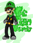 The Green Thunder by youtwitface