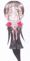 Butler Grell - Contest prize by ColorPixie