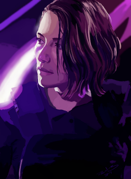 alex danvers by dibenitez