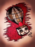 weight on the head by ShellyZTrueheartInk