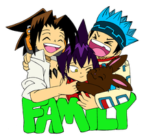 In the Family Revised by Dezu-the-Shaman