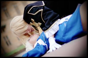Pandora Hearts: Mine by twinklee