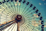 Ferris Wheel by purplelavalamp