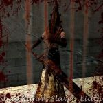 Pyramid Head by ShaoKahnsSlaveLilith