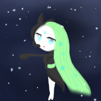 Meloetta by Clauhatena