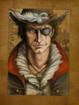 Charles Pirate by crow821