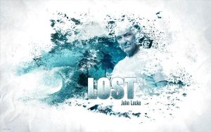LOST - John Locke by oroster