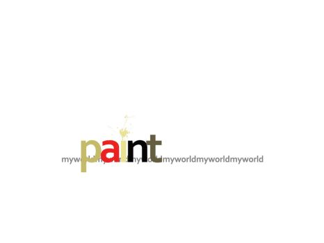Paint my world by kho13
