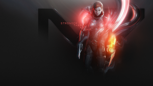 Shepard by MikoyaNx