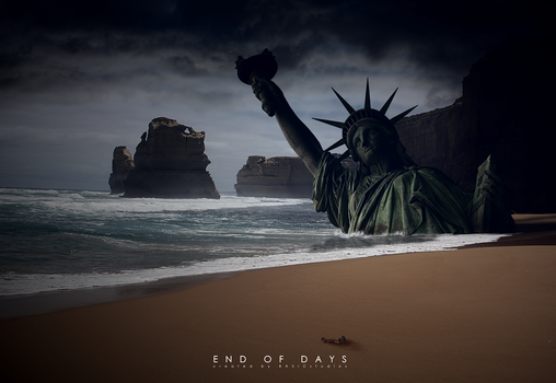 End of Days by BASICstudios